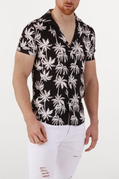 Luchtige zomerse Heren Blouse